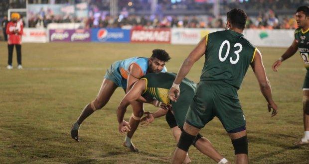کبڈی ورلڈکپ: پاکستان بھارت کو شکست دیکر پہلی بار چیمپئن بن گیا