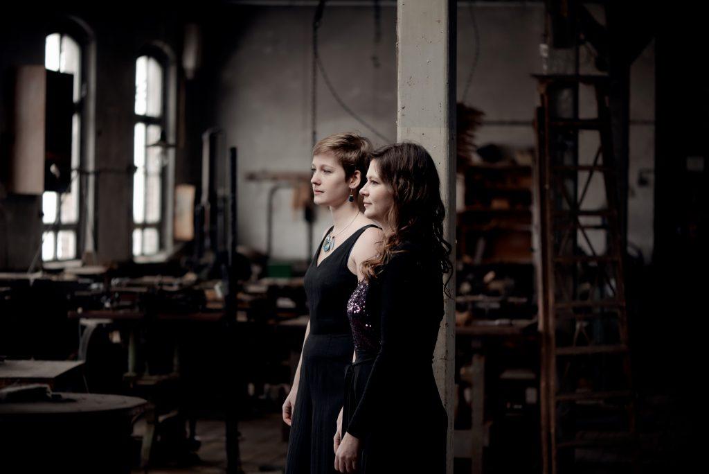 Duo ambre Anne Lombard Fanny Fuchs