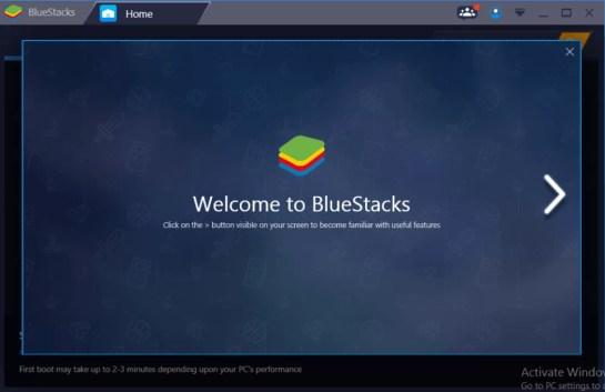 BlueStacks Player