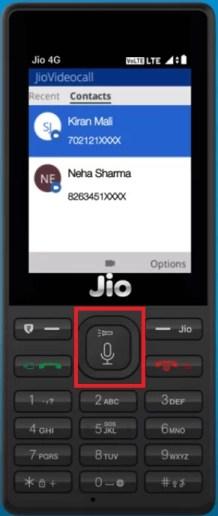 make video calls on jio phone