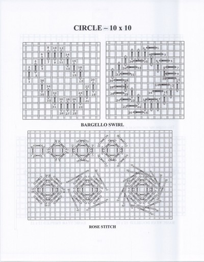 needlepoint stitches stitch diagrams mass airflow digital receiver circuit ecu purchase shapes of volume 1 here designed