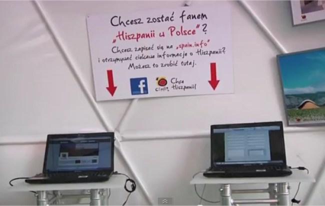 Hiszpania w Social Media. Zostań fanem Hiszpanii na Facebooku Spain.info