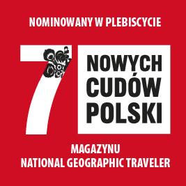 National Geographic Traveler plebiscyt 7 Nowych Cudow Polski 2012