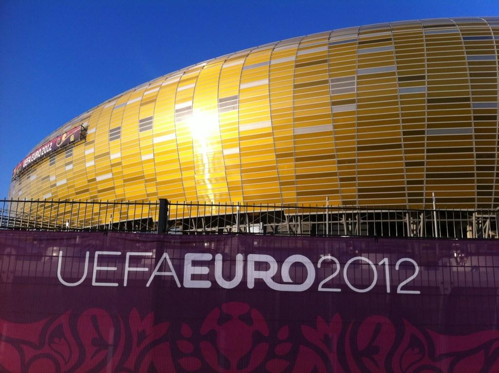 Stadion w Gdańsku trzy dni przed rozpoczęciem Euro2012