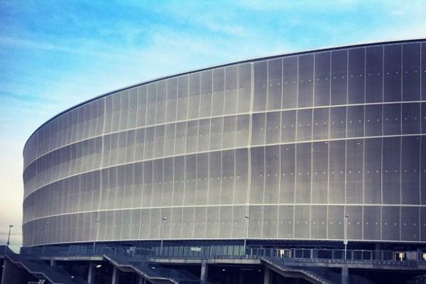 Zwiedzanie Stadionu Wrocław Euro2012 z przewodnikiem. Zobacz godziny zwiedzania, ceny biletów dla grupy zorganizowanej. Konieczna wcześniejsza rezerwacja.