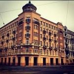 Zabytkowy hotel Polonia Palast w Łodzi