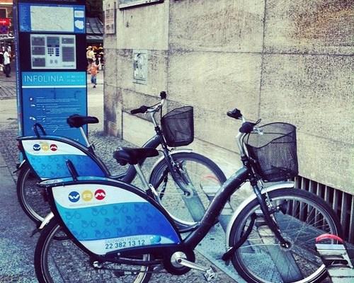 Wrocławskie Rower Miejski to system zautomatyzowanych wypożyczalni rowerów we Wrocławiu.