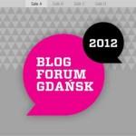 Blog Forum Gdańsk 2012 na żywo