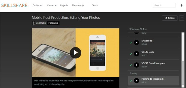 Instagram-dan-rubin-skillshare-Mobile-Post-Production-Editing-Your-Photos