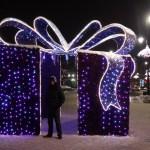 Warszawa na święta filmowo (wideo)