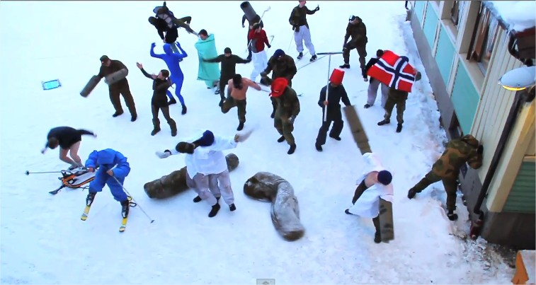 Najlepsze na świecie filmy Harlem Shake na Youtube