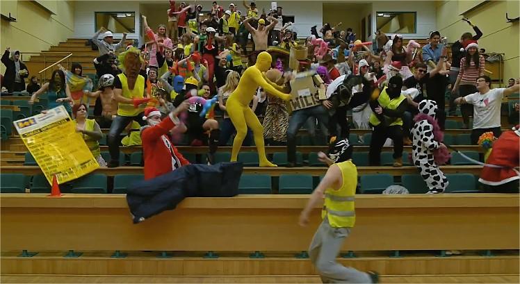 Polska Harlem Shake najśmieszniejsze filmy na Youtube
