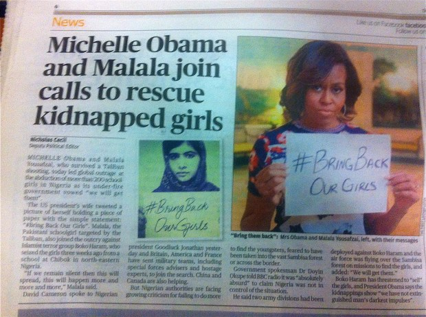 bringbackourgirls-michelle-obama-twitter