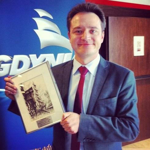 Światowe Dni Turystyki Obchody Regionalne Pomorskie w Gdyni. Nagroda za bloga - Media w Turystyce