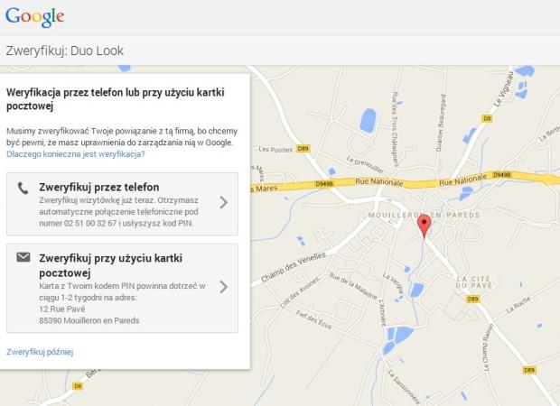 jak-zrobis-weryfikacja-firmy-w-miejsach-google-maps-wizytowka-kartka-pocztowa-przez-telefon