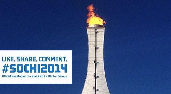 #Sochi2014 na Instagramie Zimowe Igrzyska Olimpijskie w Sochi