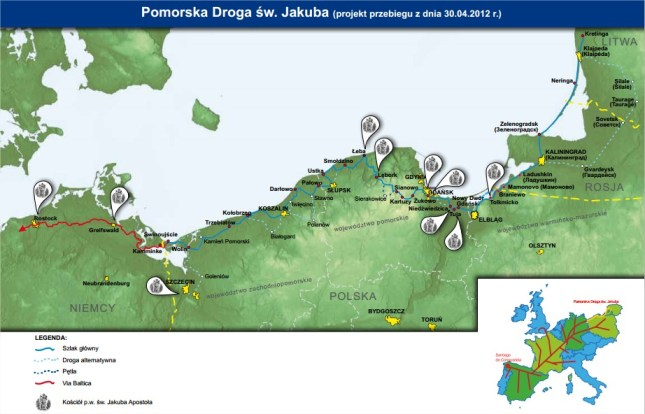 pomorska-droga-sw-jakuba-santiago-de-compostela-polski-szlak