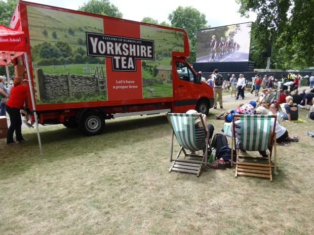 london-st-james-park-tour-de-france-w-londynie-yorkshire-tea