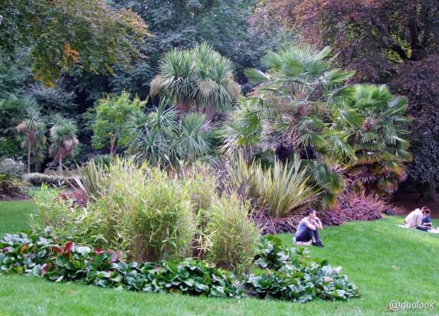 Najpiękniejsze parki w Londynie