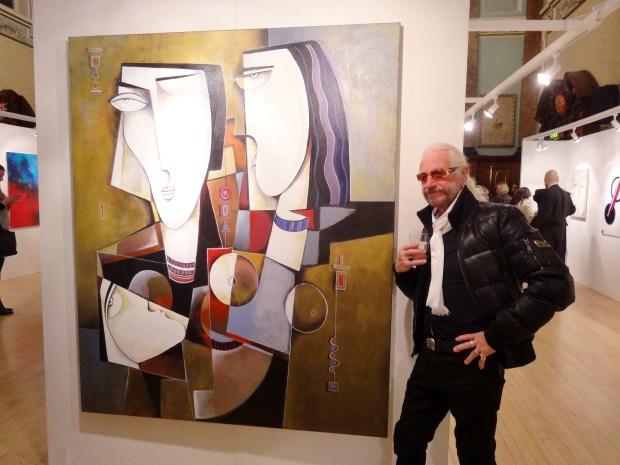 london-art-biennale-chelsea-paul-ygartua-infinite-journey-sztuka-wspolczesna