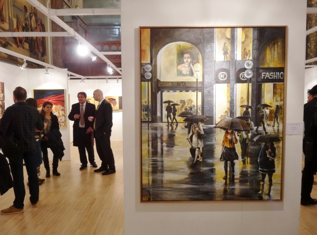 london-art-biennale-chelsea-tina-lundgren-just-another-day-in-milan