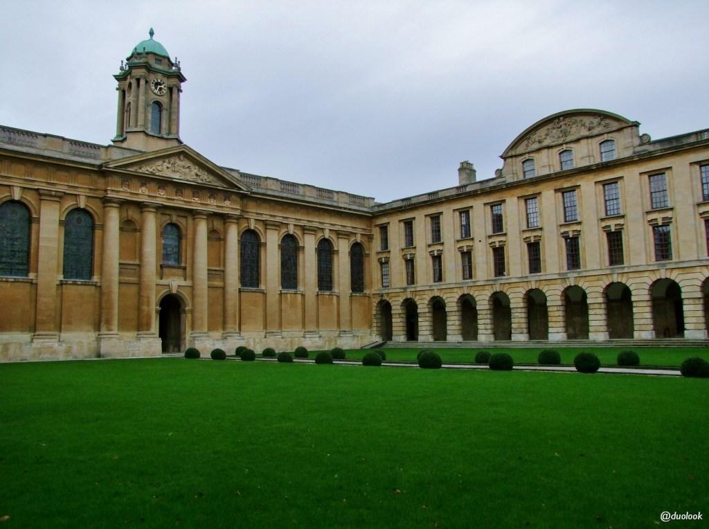 co warto zobaczyć w Oksfordzie
