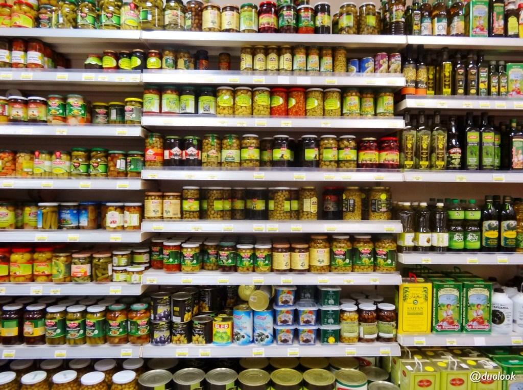 jedzenie i kuchnia poswojemu Londyn