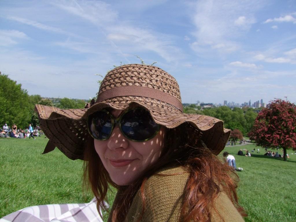 Alicja Marciuk - moja kochana żona