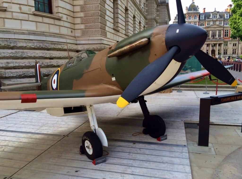spitfire londyn lotnicy polscy