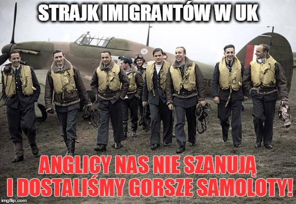 strajk-imigrantow-polacy-londyn-wielka-brytania-uk-polishblood