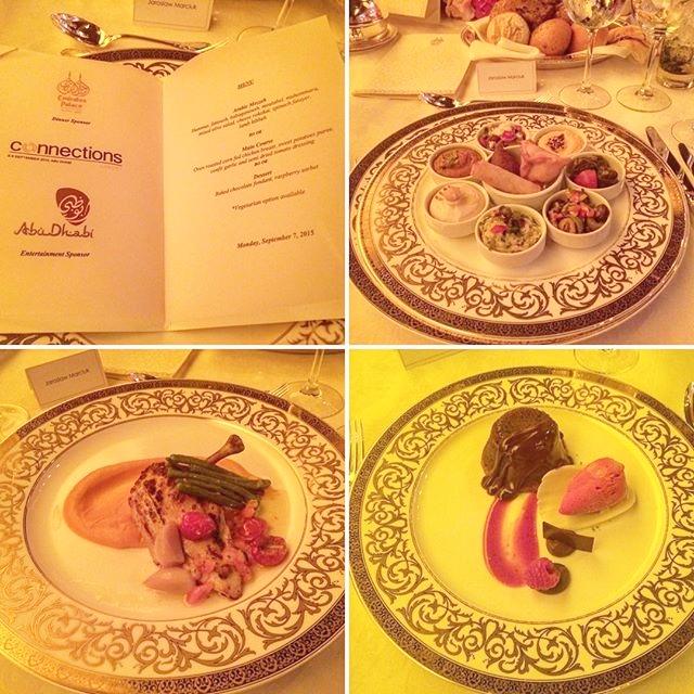 arabskie jedzenie hotel luksus Dubaj Abu Dhabi