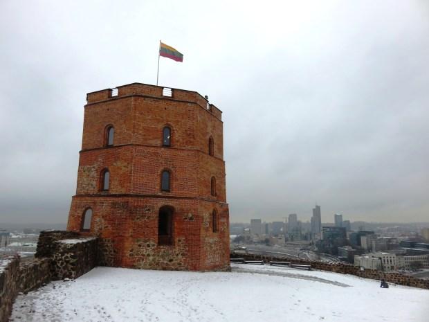 wilno-gora-wieza-giedymina-zamek-litwa-atrakcje-zwiedzanie