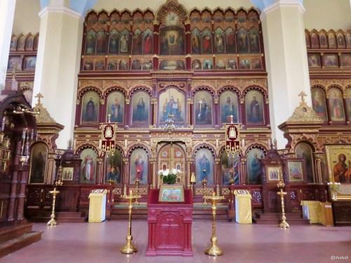 ikonostas-prawoslawna-Cerkiew-Przeczystej Bogurodzicy-wilno-atrakcje-litwa-05