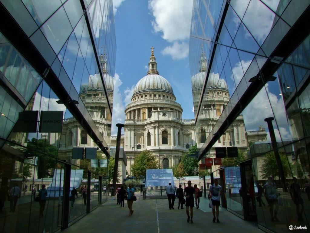 atrakcje-w-londynie-katedra-St-Pauls-Cathedral