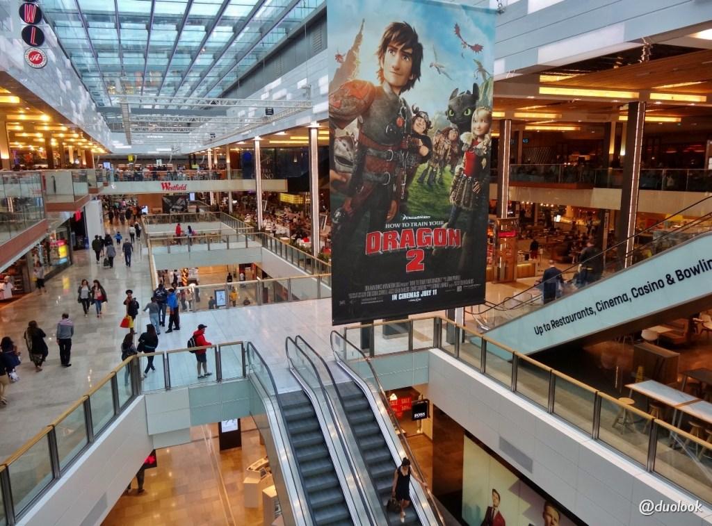 stratford westfield city shopping wyjazd na zakupy w londynie weekend