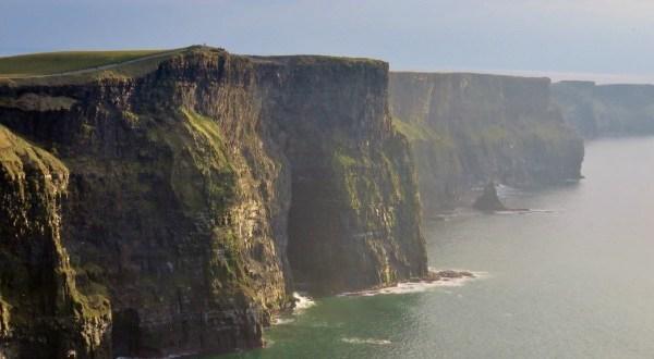 Moherowe Klify w Irlandii