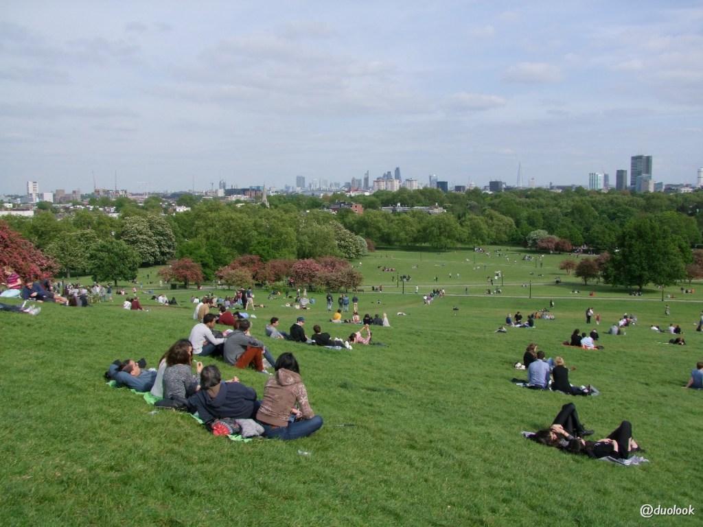 primrose hill camden atrakcje londynu