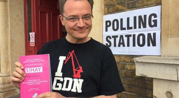Wybory w Londynie