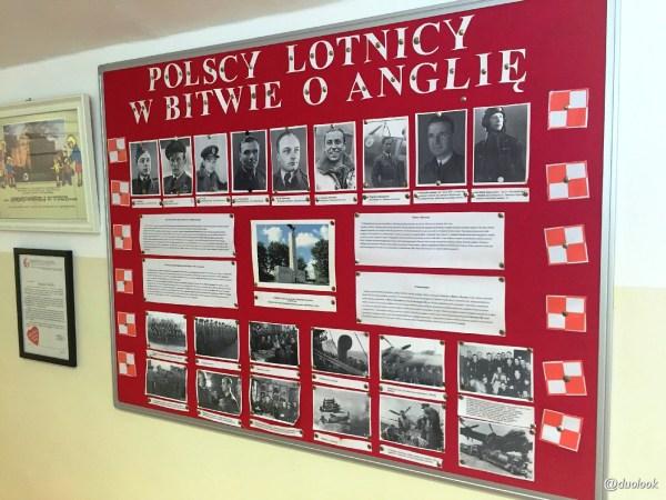 camden szkola lotnicy polacy emigranci londyn