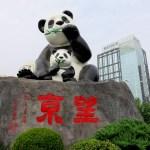 Nieznane miejsca w Pekinie w niedzielny poranek