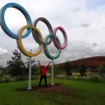 Queen Elizabeth Olympic Park i Stadion Olimpijski