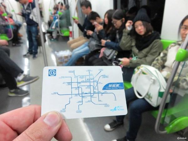 metro w pekinie ciekawostki z chin