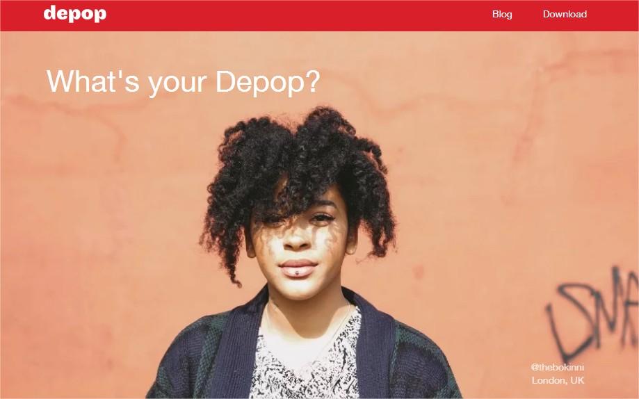 mobilne-zakupy-aplikacje-depop-sprzeadaz-ciuchow