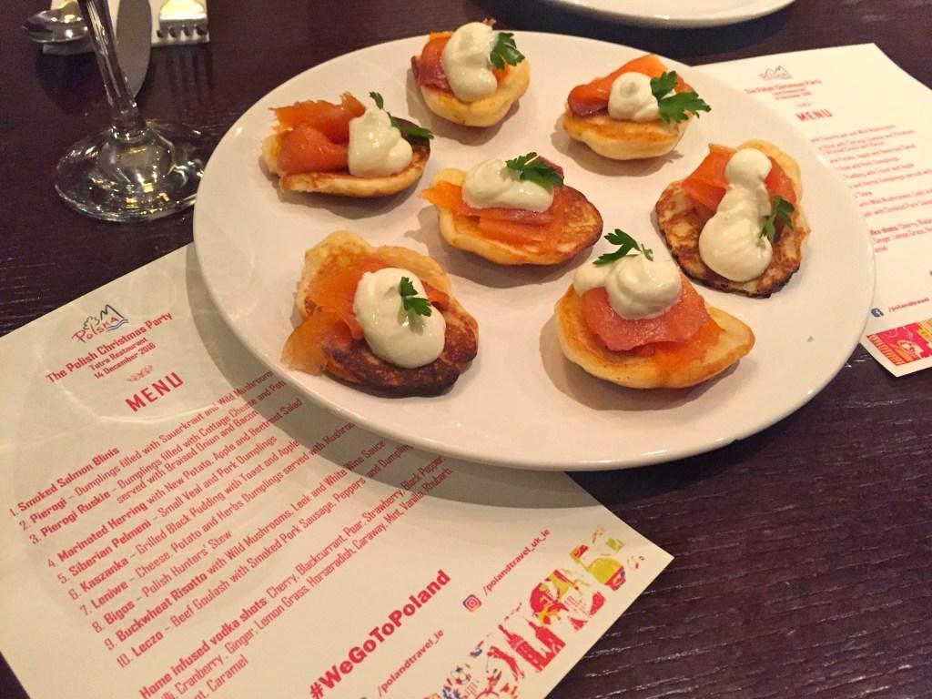 polskie jedzenie londyn restauracja wegotopoland