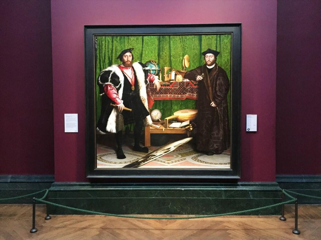 Atrakcje w Londynie - National Gallery