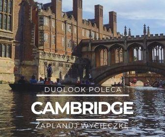 wycieczka do cambridge z londynu jakie atrakcje zobaczyć
