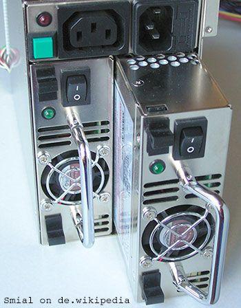 computer power backup redundancy