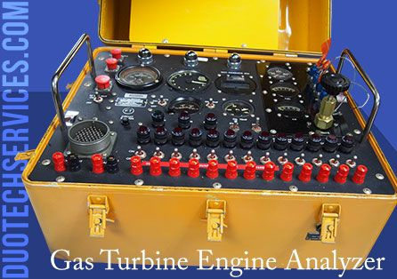gas turbine engine analyzer pn 281069-1