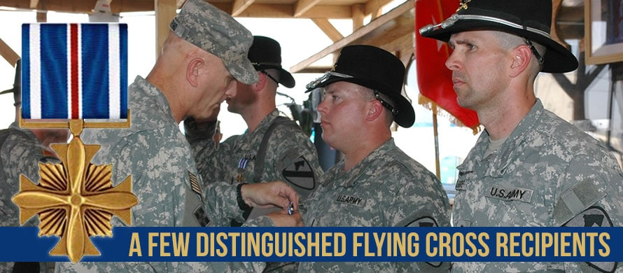 A Few Distinguished Flying Cross (DFC) Recipients