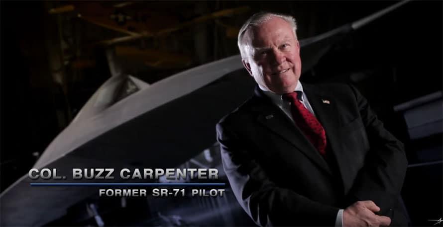 Tales of the SR-71 from a Blackbird Pilot